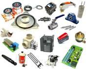 Запчасти и комплектующие на оборудование для прачечных и химчисток