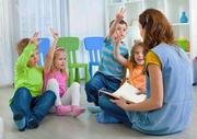 Английский для малышей от 1, 5 до 4х лет Троещина