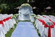 Оформление свадьбы,  праздника
