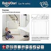 Детский барьер на лестницу BabyDan Premier