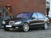 Комплект обвесов Brabus для Mercedes S-class W220 в Киеве