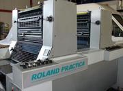Roland B3,  2 краски