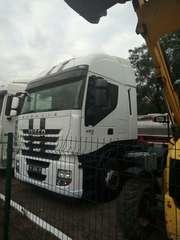 Продажа  седельного  тягача  Iveco Stralis 440
