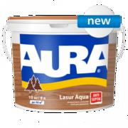 Aura Lasur декоративно-защитное средство для  фасадов 9 л.