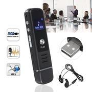 SK-006 Мини Цифровой Диктофон Флешка Mp3-плеер активация голосом