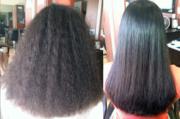 Весенняя акция на ламинирование волос от салона красоты Сакура на Соло