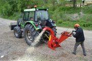 Однодисковая дробилка (измельчитель) FARMI CH180