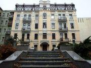 Фешенебельное здание в центре Киева.