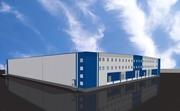 Производственно-ремонтную базу с участком в Днепровском районе.