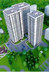 Участок под строительство жилого многоквартирного дома.