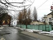 Участок на фасаде 42 - сотки в Киеве.