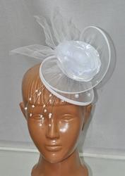 Вуалетка №4,  шляпка