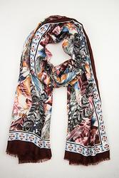 Весенние шарфы из вискозы