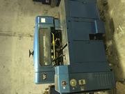 Трехножевая резальная машина Wohlenberg A 43 DO