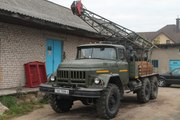 Буровая установка УГБ-50 на базе ЗИЛ-131