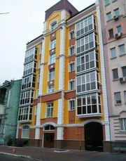 Элитный бутиковый 7-ми этажный жилой дом на 6 квартир.