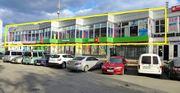 Фасад,  магазин возле р-ка Юность.