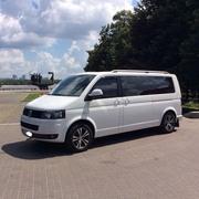 Комфортабельные пассажирские перевозки микроавтобусом