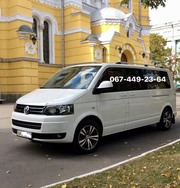 Пассажирские перевозки  Киев - Украина 7 мест