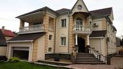 3-эт. дом 800 м2,  район Нивки в Киеве.