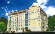 Историческое здание в самом центре столицы в Киеве.