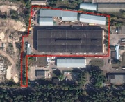 Складской комплекс. Район ст. м. Красный хутор,  промышленная зона.