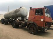 МАЗ-54331 тягач с цементовозом