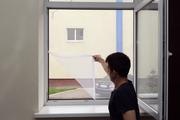 Антимоскитная сетка на окно