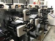 Флексопечатная машина NILPETER 2500,  2004