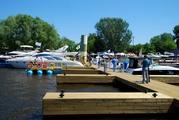 Охраняемая специализированная стоянка для яхт,  гидроциклов. Яхт-клуб