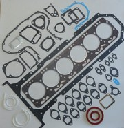 Комплект прокладок на Zetor / Зетор 8601, 8602, 8701, 8702.