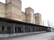 Действующий офисно-складской комплекс в Киеве.
