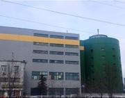 Производственно-складской комплекс в Голосеевском районе.