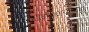 Искусственный ротанг (штучний ротанг) в бухтах для плетения мебели