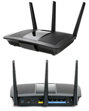 Wi-Fi роутер Linksys EA7500 в Киеве недорого