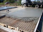 бетонирование,  армировка,  копка земли,  проектирование фундаментов