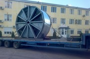 Перевозка вентиляционного оборудования