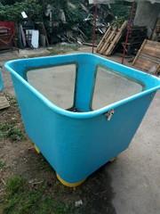 Ванны транспортировочные для рыбы пластиковые бу