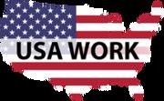 Работа в США