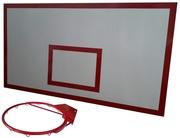 Баскетбольный щит металлический 1, 0м х1, 8м.