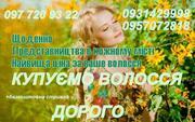 Скупка волос в Киеве. Куплю волосы дорого без посредников. Салон в цен
