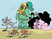 Уничтожение крыс тараканов клопов кротов муравьёв неприятный запах