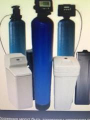 Продам водоподоподготовительные установки,  фильтры натрий-катионитные ФИПа,  деаэраторы ДА.