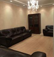 3-комнатная квартира 130 м2 на Леси Украинки,  Киев.
