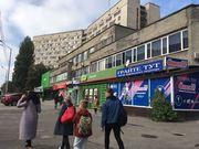 Помещение в активной пешеходной зоне. КПИ,  Киев.