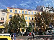 Офисное здание в центре Киева!! Фасад!! Ул. Ярославов Вал,  Киев.