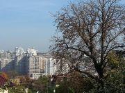 Участок в центре Киева с панорамным видом на город,  Киев.