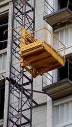Доступно высотные строительные подъемники
