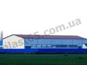 Построить ангар,  склад,  цех,  быстровозводимые здания,  сооружения.