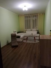Без комиссии! Новый дом 1-ком.кв. Пр.Комарова, 36в